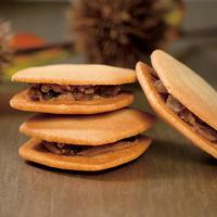 栗バターサンドクッキー-KAM