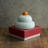 波佐見 光春窯 鏡餅の食器