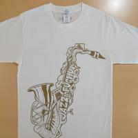 JAZZinFUCHU 2019年版Tシャツ(白)  3枚