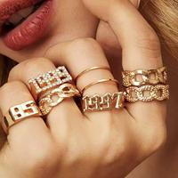 9piece ring set