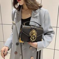 3colour Lion shoulder bag