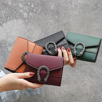 snake mini wallet