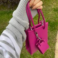 3colour shoulder bag