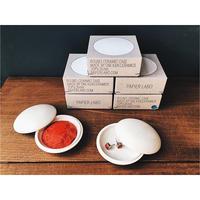 PAPIER LABO. / Ceramic case  +ink pad