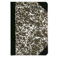 Emilio Braga  / NOTEBOOK A6 - MARBLE (BLACK)