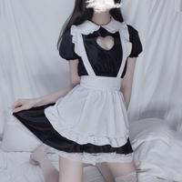 メイド服 / ハート
