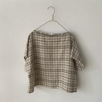 "HAU  blouse ""brown"""