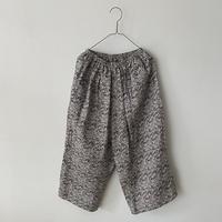 オールドマンズテーラー LITTLE WILD BERRY LINENGOM PANTS
