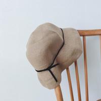 mature  ha. paper  braid light hat wide
