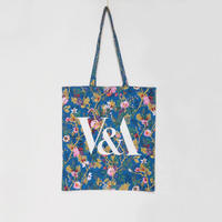V&A BLUE KILBURN TOTE BAG