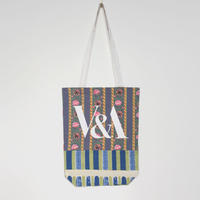 V&A THE FABRIC OF INDIA TOTE BAG/B