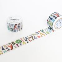 mt ex 台北展限定テープ 立体アルファベット