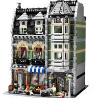 レゴ (LEGO) 互換クリエイター・グリーン・グローサー 10185相当