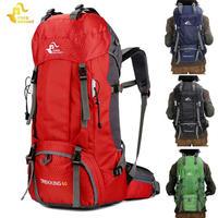 バックパック ミリタリー 海外ブランド 60L リュックサック アウトドア 選べる6色 登山 スポーツ