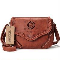 女性バッグ ショルダーバッグ かわいいバッグ ヴィンテージ クロスボディバッグ レトロハンドバッグ
