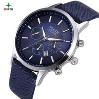 メンズ腕時計 スポーツ 防水 ファッション ビジネス クォーツ時計 レザーストラップ 海外インポートブランド