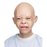 ハロウィン ラテックス うんざりマスク 赤ちゃん 泣く衣装マスク フルヘッドパーティーマスク
