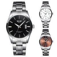 海外人気ブランド 日付表示 防水アナログクォーツ式 メンズ 男性 腕時計☆