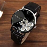 Yazole レディース腕時計女性 クォーツ時計 石英の腕時計