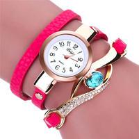 ファッション女性腕時計 高級腕時計 ブレスレット腕時計 クォーツ腕時計