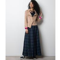 【alcolico】リバーシブルスカート