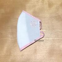 ホルミシス☆スキンケア美マスク <ピンク>