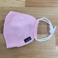 暖かニットマスク(STL023 PINK)