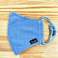 DENIM MASUKU(STL025 LIGHT BLUE)1枚セット
