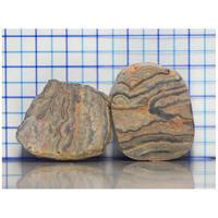 フラワーリングチューブオニキス セット 原石  M012