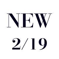 NEW 2/19