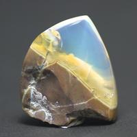 オレゴンオパール 研磨原石 067