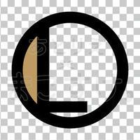 シンプル/色付き黒/png/L
