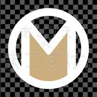 シンプル/色付き白/png/M