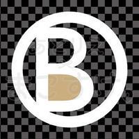 シンプル/色付き白/png/B