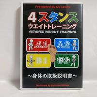 4スタンスウエイトトレーニング