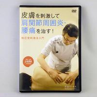 皮膚を刺激して肩関節周囲炎・腰痛を治す!触圧覚刺激法入門