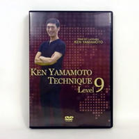 Ken Yamamoto TECHNIQUE LEVEL9