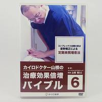 【未開封】ドクター山根の治療効果倍増バイブル vol.6