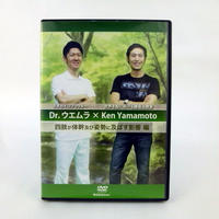 Dr.ウエムラ×Ken Yamamoto 四肢が体幹及び姿勢に及ぼす影響編