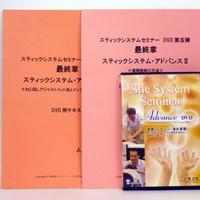 スティックシステムセミナーアドバンス2 DVD 戸栗公男