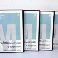 アナトミートレイン Series-2 DVD 4本セット