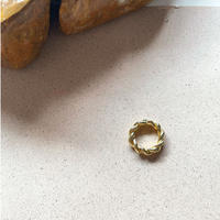 Luiny/Interlaced Pinky Ring