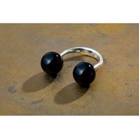 Saskia Diez/SLING RING/BLACK