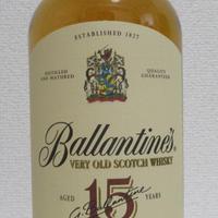 Ballantine's 15year 1990s