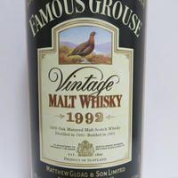 ファイマスグラウス Famous Grouse 1992 Vintage Malt Whisky 40% 1L