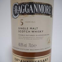Cragganmore - 15 Year Old (150th Anniversary)