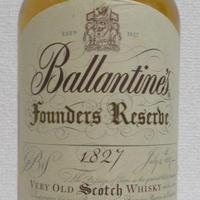 Ballantine's Founders Reserve 1990s