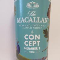 Macallan Concept Number One 2018 免税店向け販売品