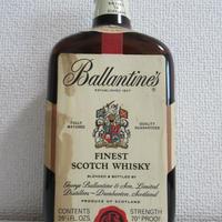 バランタイン 70年代ボトル ファイネスト