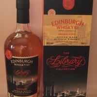 グレンリベット8年 EDINBURGH WHYSKY THE LIBRARY COLLECTION 2007-2015